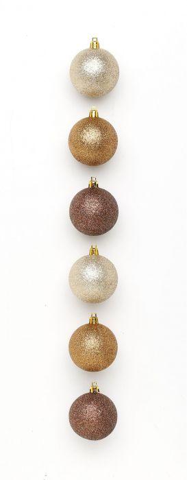 Joulupallolajitelma Christmas Cookies