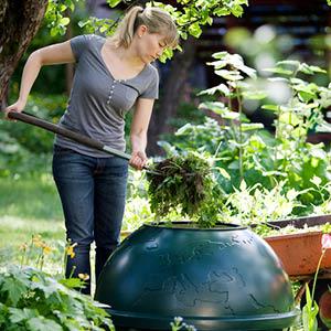 Kompostointi ja kompostorit - Askel kohti ekologisempaa elämää