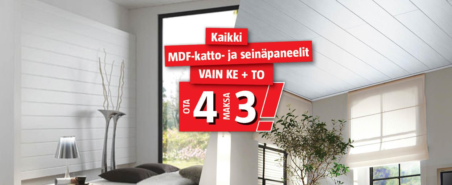 mdf-paneeli tarjous